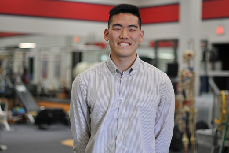 Kevin Suh, UCSF PT Student Intern