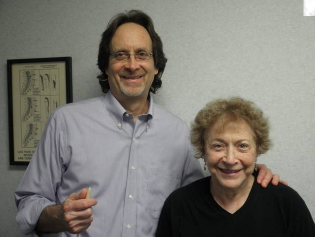Carol was Dr. Siegel's first patient when he opened his own practice. She continues a wellness care program that has kept her healthy and happy!
