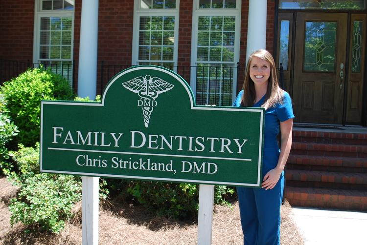 Chris Strickland, DMD in Watkinsville GA