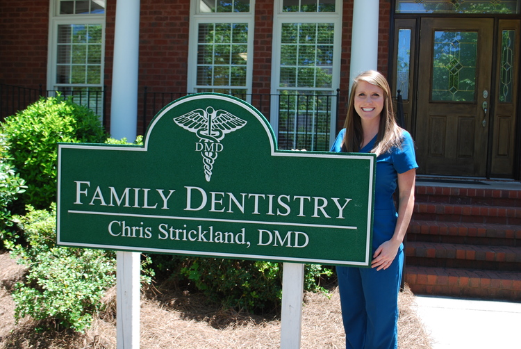 Chris Strickland, DMD in Watkinsville GA