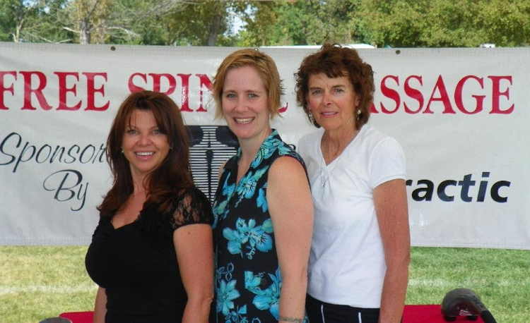 Lakewood chiropractic support team