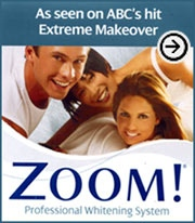 Zoom Whitening at Radiant Dental