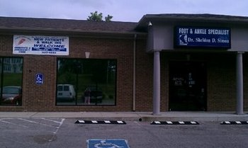 Podiatrist in Owensboro, Contact Us, KY