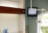 Hygiene treatment room