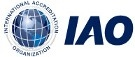 International Accreditation Organization Logo
