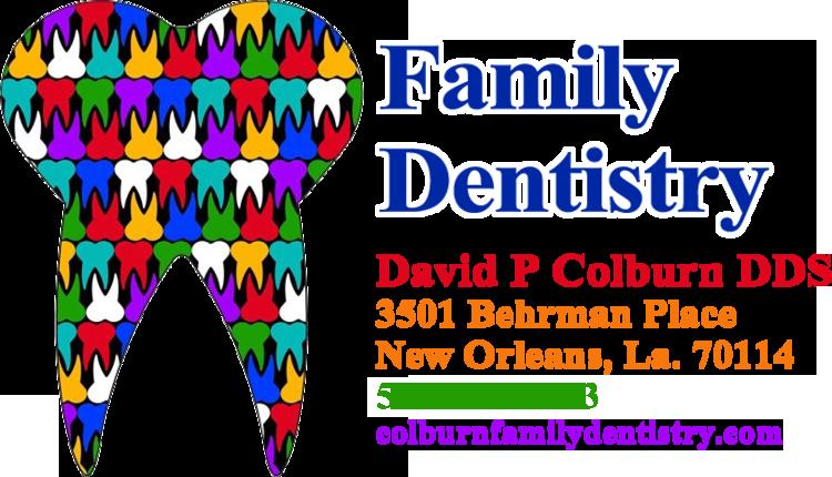 Family Dentistry David P. Colburn DDS
