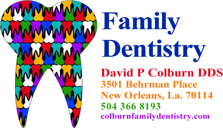 Family Dentistry David P. Colburn DDS