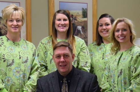 Alan Paul Friz, DDS in Huntingburg IN