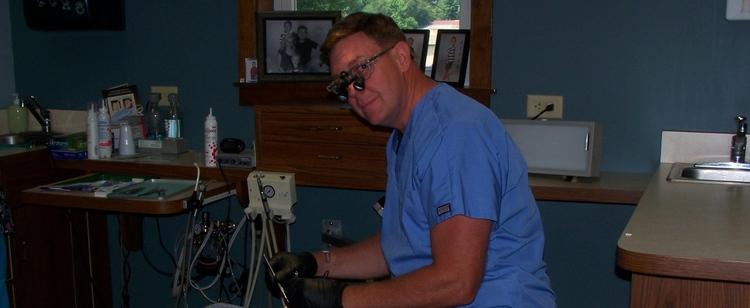 Alan Paul Friz, DDS in Huntingburg IN