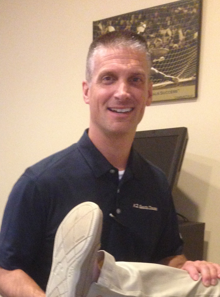 Kevin Kucko Sports Physical Therapist