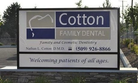 Cotton Family Dental in Spokane WA