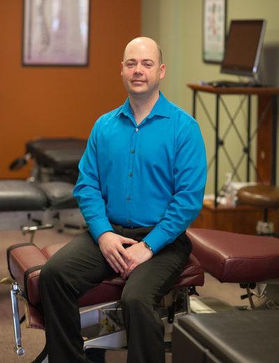 Golden Valley Chiropractor | Golden Valley chiropractic Meet Dr. Levernier |  MN |