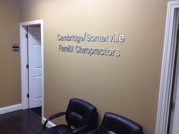 Cambridge Chiropractor   Cambridge chiropractic Our Practice    MA  