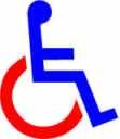 We are wheelchair accessable