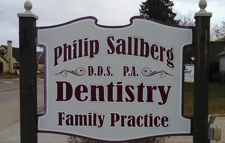 Philip B. Sallberg, DDS in Roseau MN