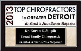 Canton Chiropractor | Canton chiropractic Meet Dr. Karen Siupik |  MI |