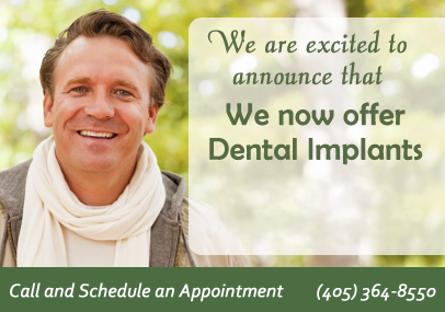 Dental Implants - Dr. James Griffith - Norman, OK