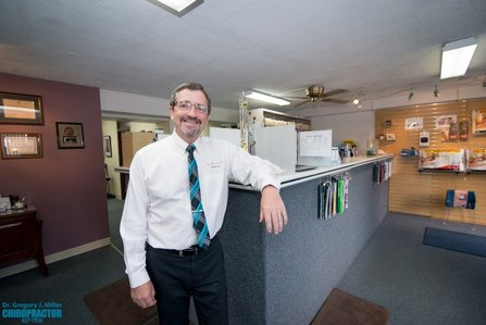 Dededo Chiropractor   Dededo chiropractic Dr. Gregory J. Miller      