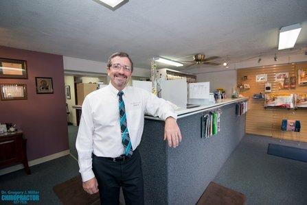 Dededo Chiropractor | Dededo chiropractic Dr. Gregory J. Miller |   |