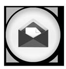 Email envelope icon