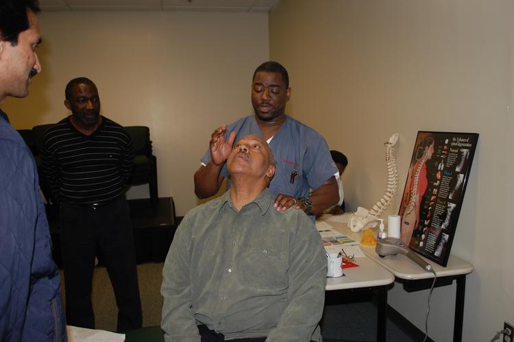 Jackson Chiropractor   Jackson chiropractic New Patients    MS  