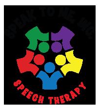 Speak To Me Inc. Speech Therapy
