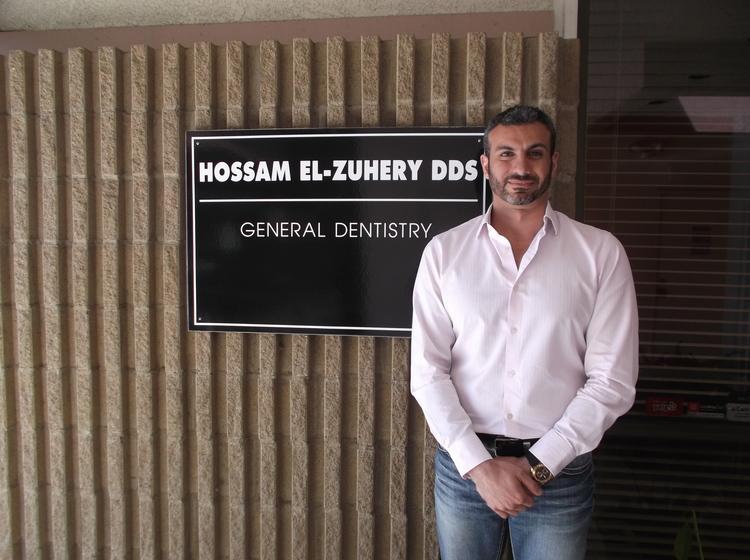 Hossam Elzuhery, DDS in Fresno CA