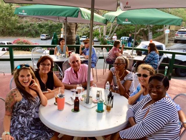 Donald Pomeranz and Associates in St. Thomas