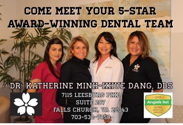 Minh-Khue Dang DDS in Falls Church VA
