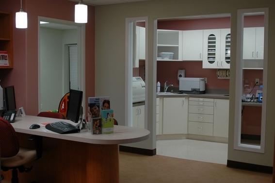Patient Consultation & Sterilization Areas
