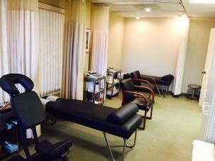 Passive Therapy Room