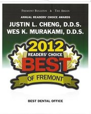 Justin Cheng, DDS in Fremont CA