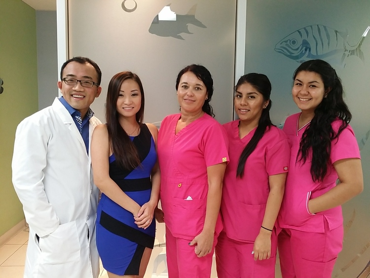 Tommy C Le, DDS in Santa Ana CA