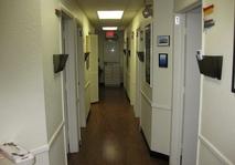 Hallway to Treatment Rooms