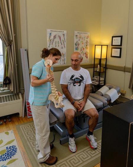 Bath Chiropractor | Bath chiropractic Home |  ME |