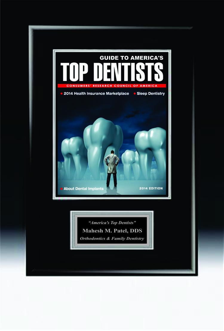 America's Top Dentists - Mahesh Patel, DDS