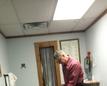 Dr. Wolff Adjusting Nathaniel