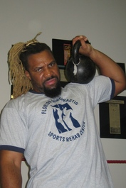 Heavyweight Champion Shannon Briggs