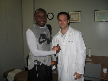 Baltimore Chargers All Pro CB Samari Rolle