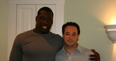 Dr. Cooper wtih NY Giants First Rd Pick Jason Pierre-Paul