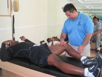 Acupuncture on Bowman