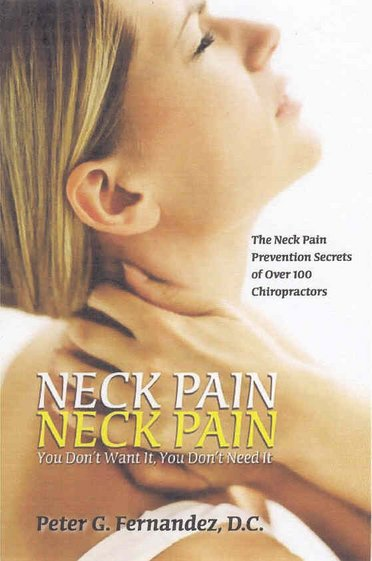 Goldsboro Chiropractor | Goldsboro chiropractic Neck Pain Book |  NC |