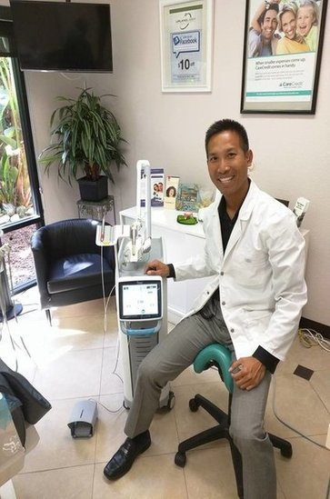 <p>Upland Laser Dental Center</p> in Upland CA
