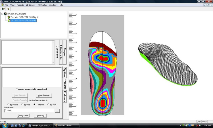 Baton Rouge Podiatrist   Baton Rouge In-House Custom Orthotic Fabrication   LA   Foot And Ankle Institute  