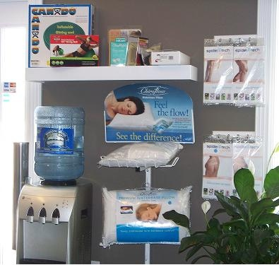 Fort Wayne Chiropractor | Fort Wayne chiropractic Available Products |  IN |