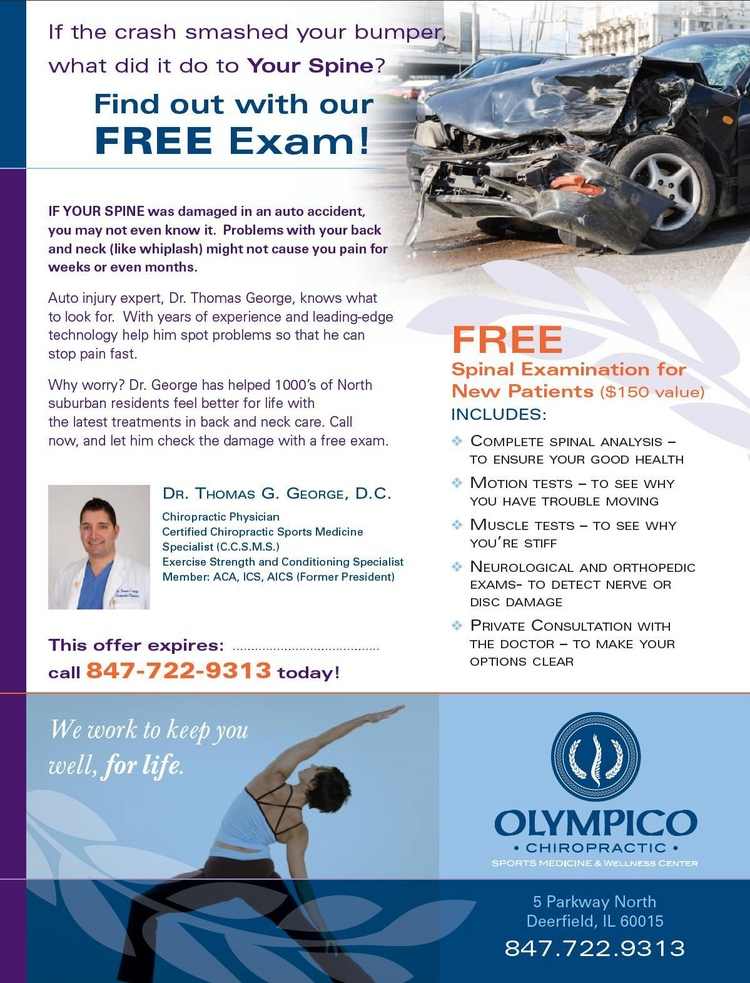 Rolling Meadows Chiropractor | Rolling Meadows chiropractic Car Accident |  IL |
