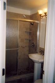After - Shower Room