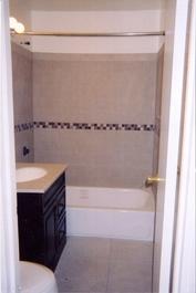 After - Bathtub