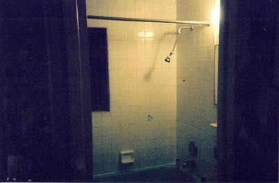 Before - Shower Room