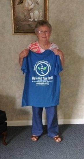 Metter Chiropractor   Metter chiropractic Wellness Challenge Winners     GA  